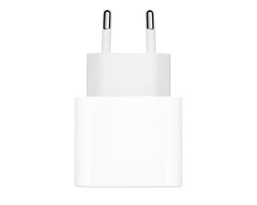 Адаптер питания Apple USB-C 18 Вт (белый)