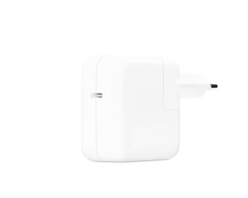 Адаптер питания USB C мощностью 30 Вт (Белый)