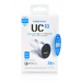 Авто зарядка Momax UC10 QC 3.0 fast + PD 36W Type-C