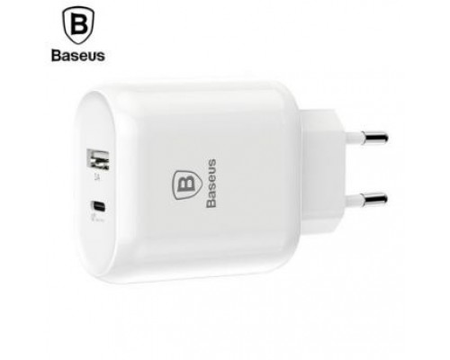 Bojure SeriesType-C PD+U quick charge charger EU 32W