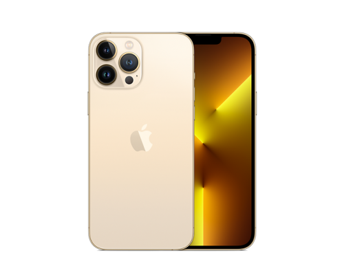 Телефон Apple iPhone 13 Pro 128 Gb (Gold)