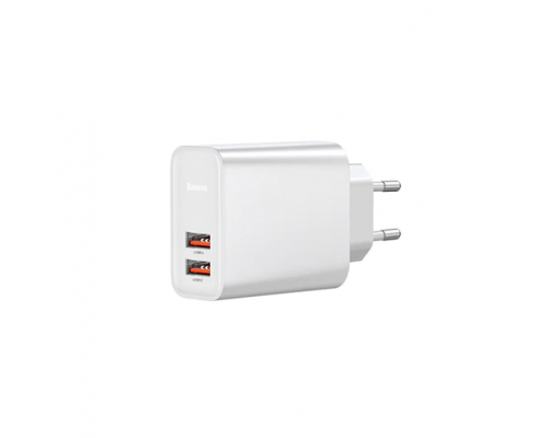 Speed Dual QC3.0 Quick charger USB+USB 30W