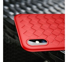 Чехол Baseus BV Weaving Case for iphone X/Xs Red