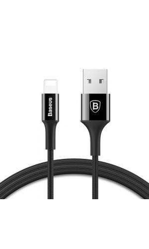Кабель Baseus Shining Cable CALSY-01 USB to Lightning 1 m
