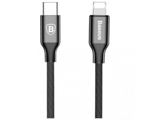 Кабель Baseus Yiven Series Type-C to iP Cable 2A 1m